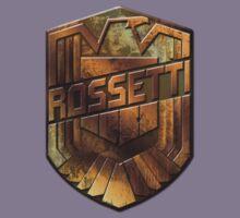 Custom Dredd Badge Shirt - Pocket - (Rossetti)  Kids Clothes