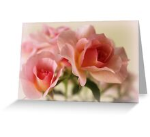 The Language of Flowers Greeting Card