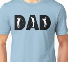 Golf Dad Unisex T-Shirt
