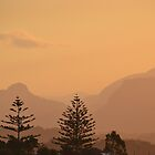 Sun Setting over Coolangatta by TheaShutterbug