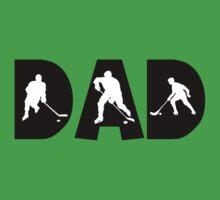 Hockey Dad by FamilyT-Shirts