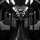 Midnight train by PickleWarrior