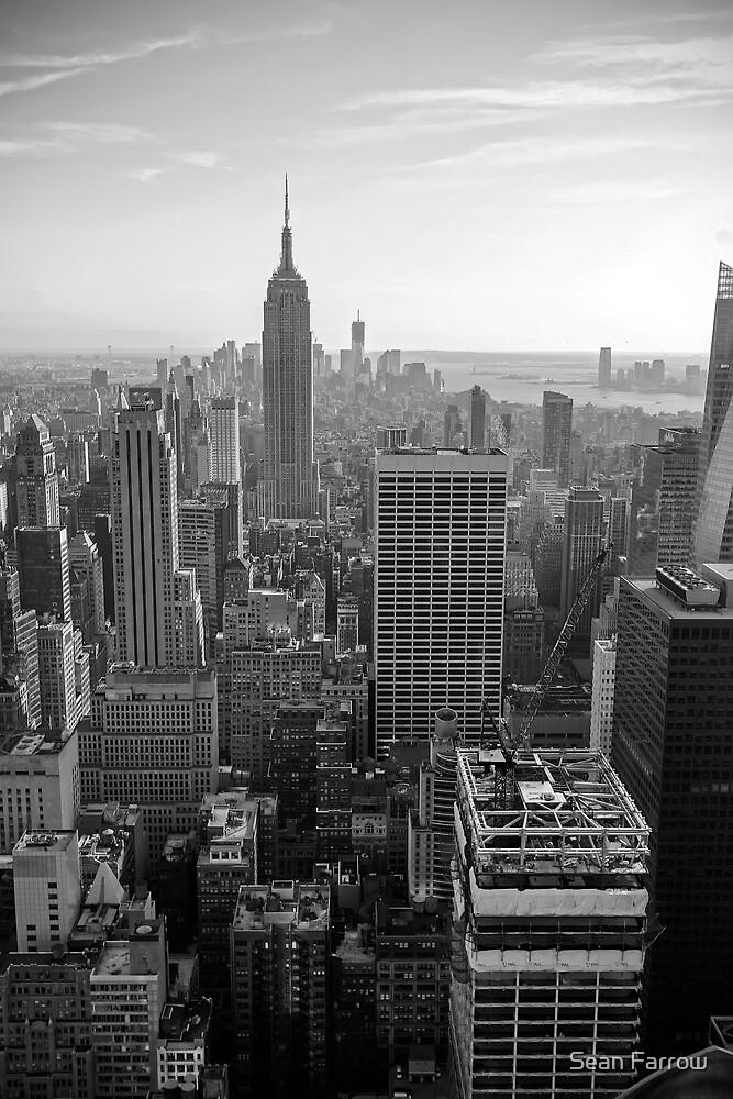 Skylines - Manhattan, New York, USA by Sean Farrow