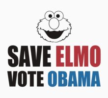 Save Elmo! Kids Tee