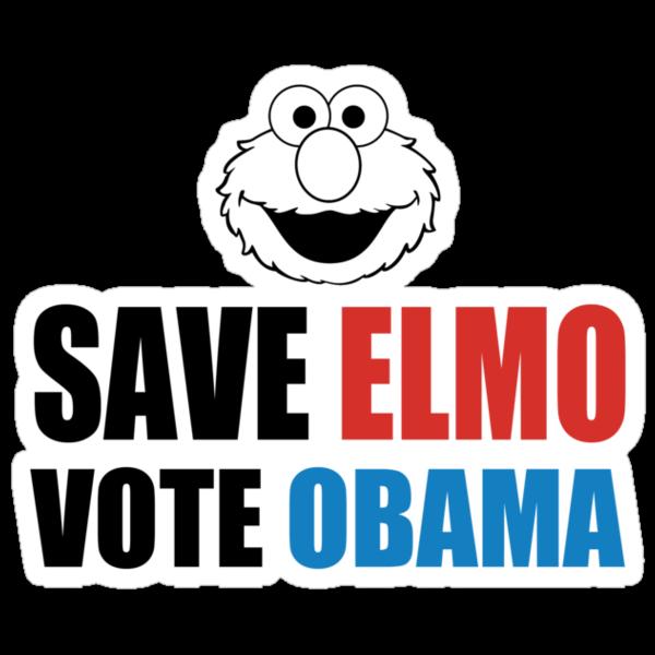 Save Elmo! by GatewayLesbian