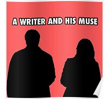 A writer and his muse Poster