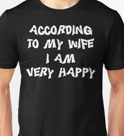 Funny Married T-Shirt