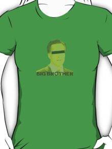 Mitt Romney big brother 2012 vintage T-Shirt