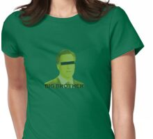 Mitt Romney big brother 2012 vintage Womens Fitted T-Shirt