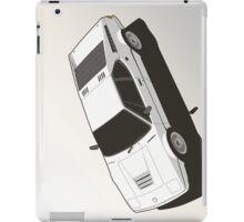 BMW M1 E26 White iPad Case/Skin