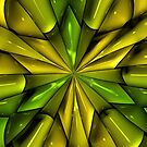 Lemon Lime Kaleidoscope by shutterbug2010