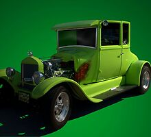 1926 Ford Model T  Hot Rod by TeeMack