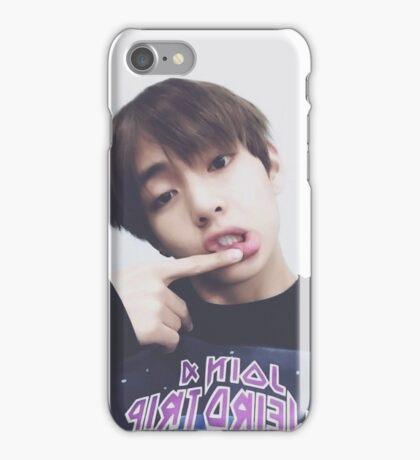 BTS/Bangtan Sonyeondan - Kim Taehyung Selca iPhone Case/Skin