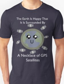 Necklace of GPS Satellites!  T-Shirt
