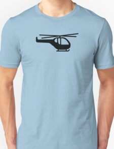 Helicopter pilot aviation T-Shirt