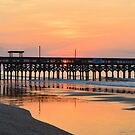 Morning Pier by ©Dawne M. Dunton