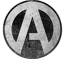 Atreyu logo band Photographic Print