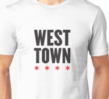 West Town Neighborhood Tee Unisex T-Shirt