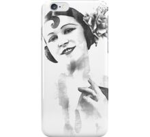 Puttin' on the Ritz iPhone Case/Skin