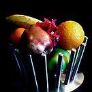 modern fruit bowl by Cara Johnson