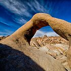 Mobius Arch by Cat Connor