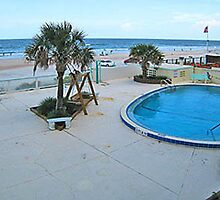 beach Quarters hotel daytona 500  by jhonstruass
