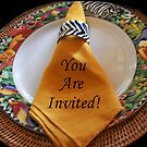 You Are Invited! by Heather Friedman