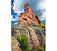 rock beauty  Photographic Print