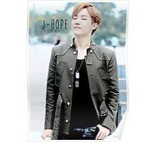"BTS/Bangtan Sonyeondan - J-hope ""I'm Your Hope"" Poster"