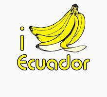 I LOVE ECUADOR T-shirt Unisex T-Shirt