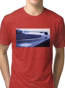 Turntable Tri-blend T-Shirt