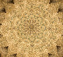 Alhambra Ceiling by Paul Weston