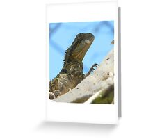 The Climber Greeting Card