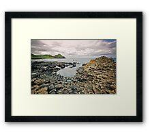 Giants Stones.. Framed Print