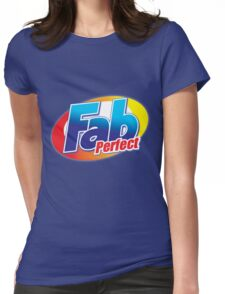 FAB T for Adults Womens Fitted T-Shirt