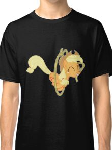 Applejack Lasso Trick Without Text Classic T-Shirt