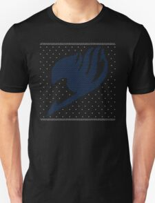 Fairy Tail Stitched - Blue T-Shirt