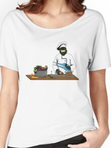 Master Chief / Chef ? Women's Relaxed Fit T-Shirt
