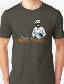 Master Chief / Chef ? Unisex T-Shirt