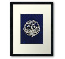 Jack de los Muertos Framed Print
