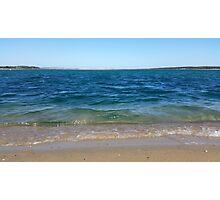 Beach Paradise Photographic Print