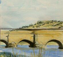 ross bridge, tasmania by donna malone