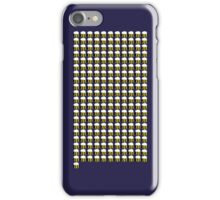 Those are 221 bees - no text vers iPhone Case/Skin