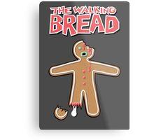 The Walking Dead GingerBread Man Zombies  Metal Print