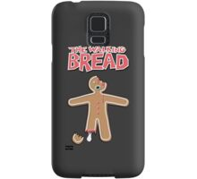 The Walking Dead GingerBread Man Zombies  Samsung Galaxy Case/Skin