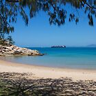 Alma Bay, Magnetic Is. Qld. Australia.  by Margaret Stanton