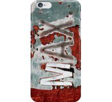 MAX. iPhone Case/Skin