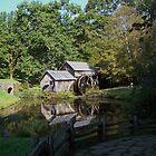 Mabry Mill  2012 by Carol E. Davis