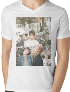 BTS/Bangtan Sonyeondan - The Most Beautiful Moment in Life Collage Pt1 Mens V-Neck T-Shirt