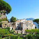 Villa Rufolo by Mark Baldwyn